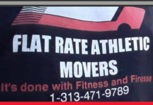 Flat Rate Athletic Movers