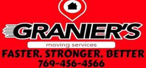 Granier's Moving Services