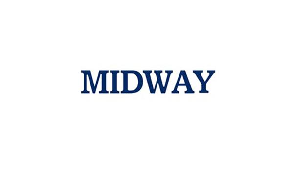Midway company logo