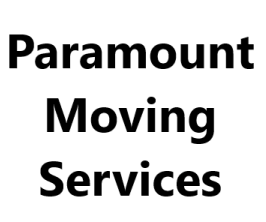 Paramount Moving Services