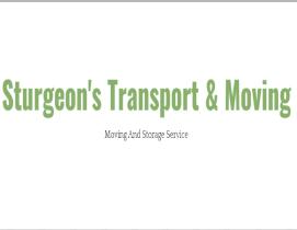 Sturgeon's Transport & Moving