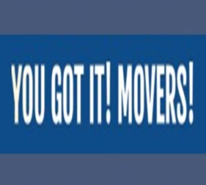 You Got It! Movers!