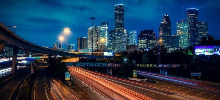 Highway to Texas
