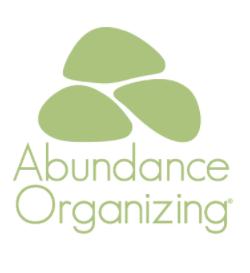 Abundance Organizing