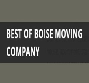 Best of Boise Moving Company