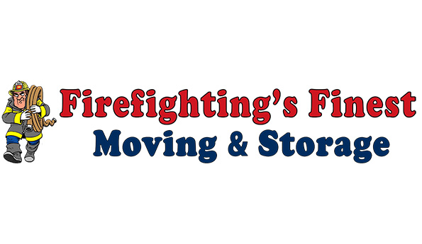 Firefighting's Finest Moving & Storage company logo