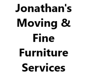 Jonathan's Moving & Fine Furniture Services
