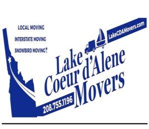 Lake Coeur d'Alene Movers