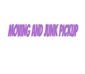 MOVING AND JUNK PICKUP