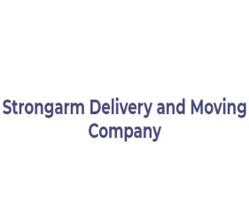 Strongarm Delivery and Moving Company