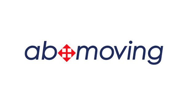 AB moving company logo