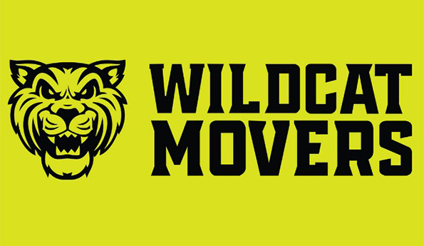 wildcat moving company logo