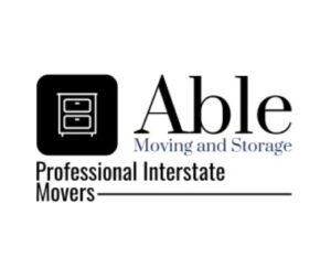 Able moving & storage company