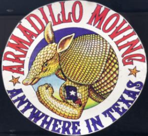Armadillo Moving