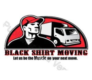 Black Shirt Moving