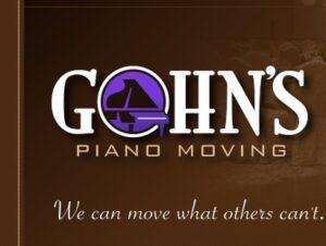 Gohn's Piano Moving