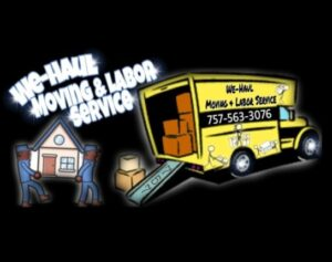We-Haul Moving & Labor Services