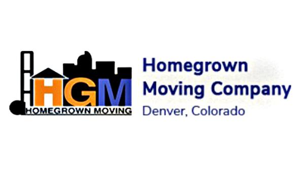 Homegrown Moving logo